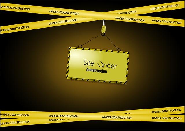 Nye hjemmesider underveis
