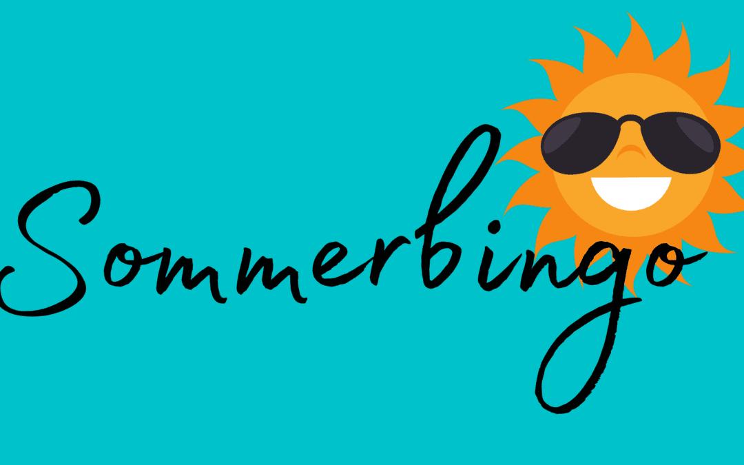 Bli med på sommerbingo!
