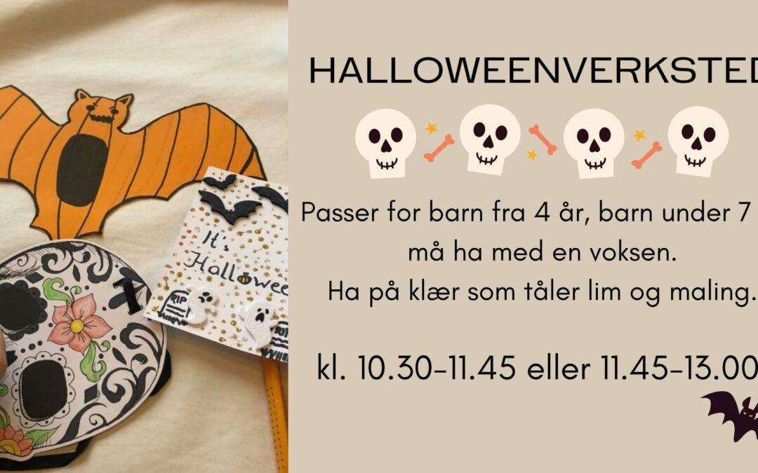 Halloweenverksted